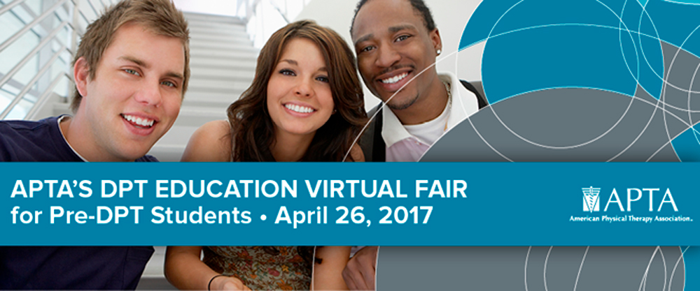 APT DPT Education Virtual Fair