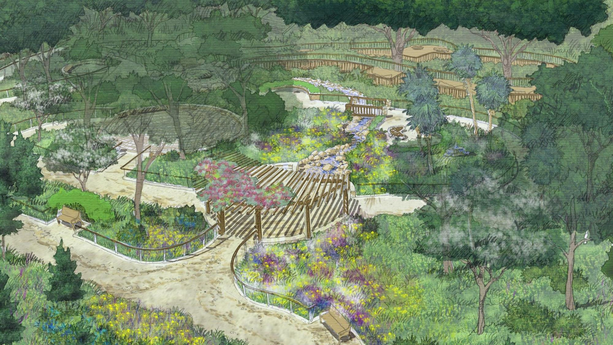 ADU Partners With Florida DEP To Develop Innovative Serenity Garden For  People Of All Abilities At Wekiwa Springs State Park