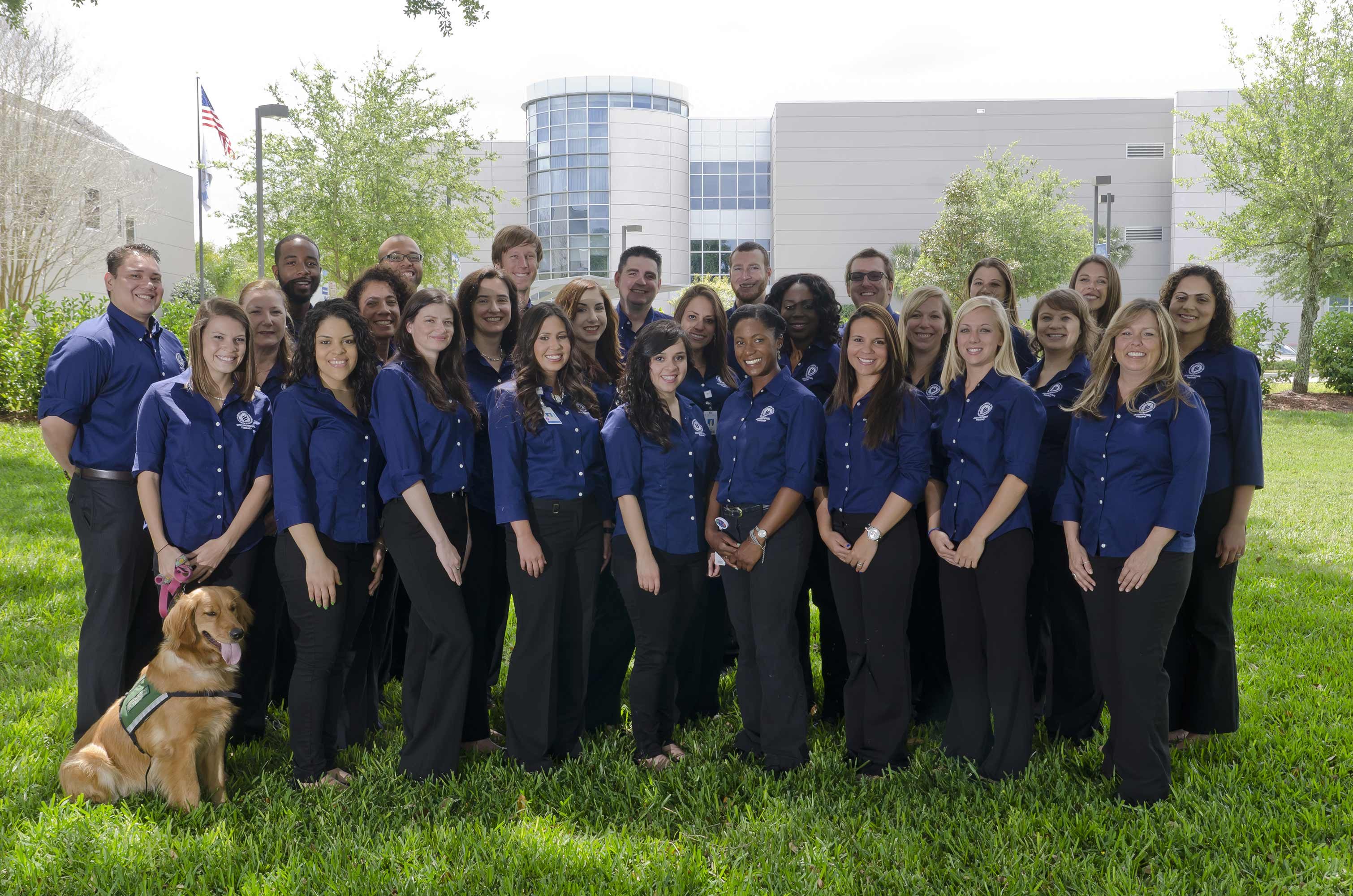 Master of Occupational Therapy Class 2013