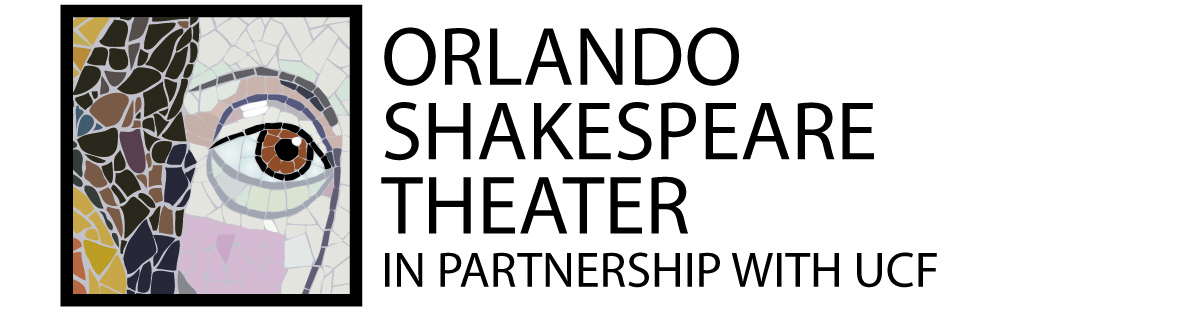 Orlando Shakespeare Theater Logo