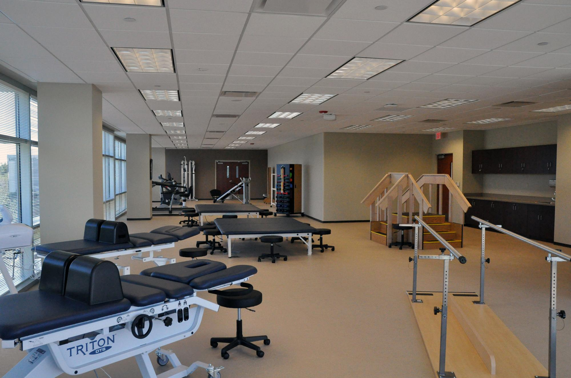 Equipment pediatric physical therapy - Physical Therapy Skills Lab Facility Photo