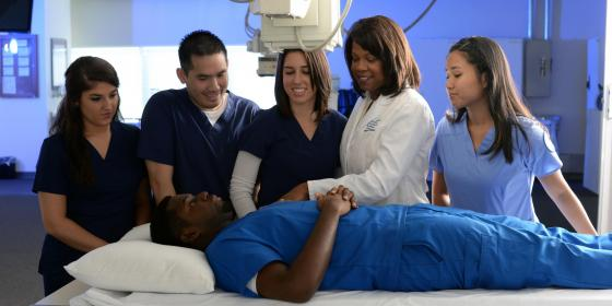 Radiography Program Overview